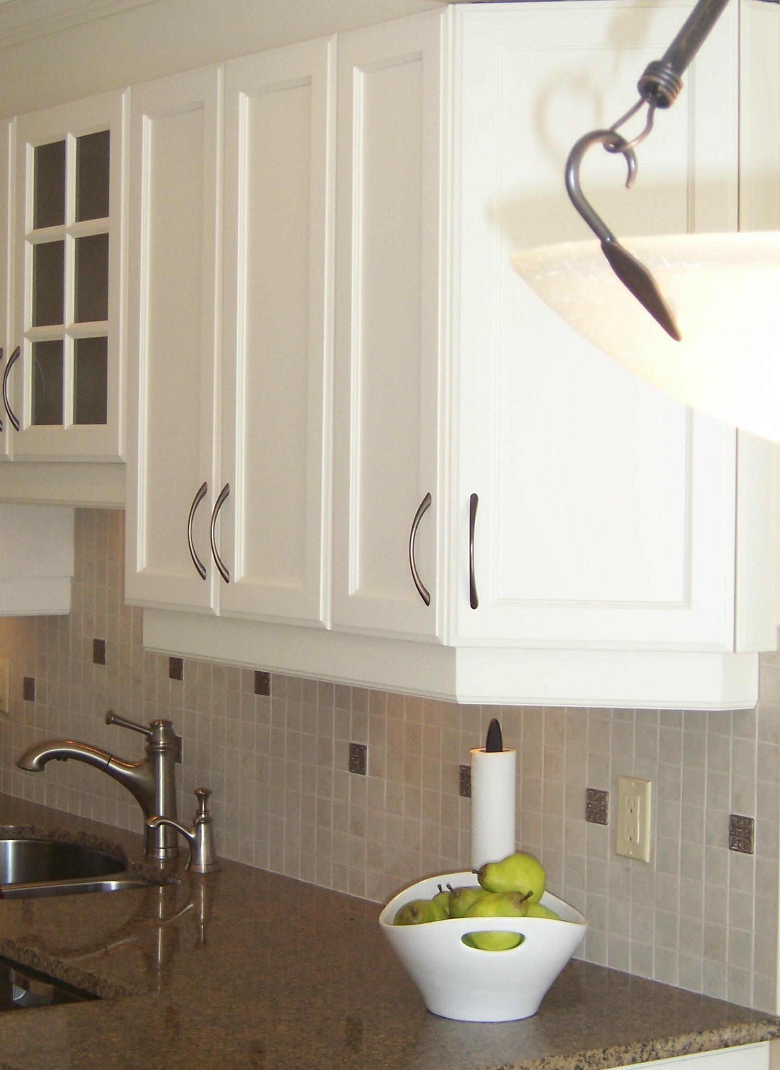 Kitchen Reno Vignette