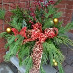 Seasonal Urban Exterior Decor