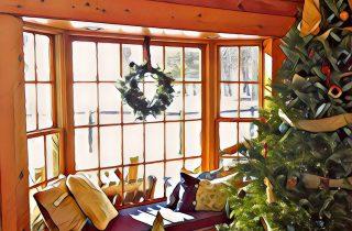 ARTISTO COUNTRY CHRISTMAS TREE