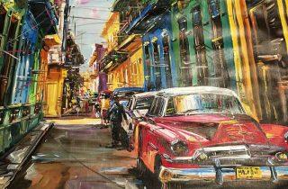 Cuban artwork