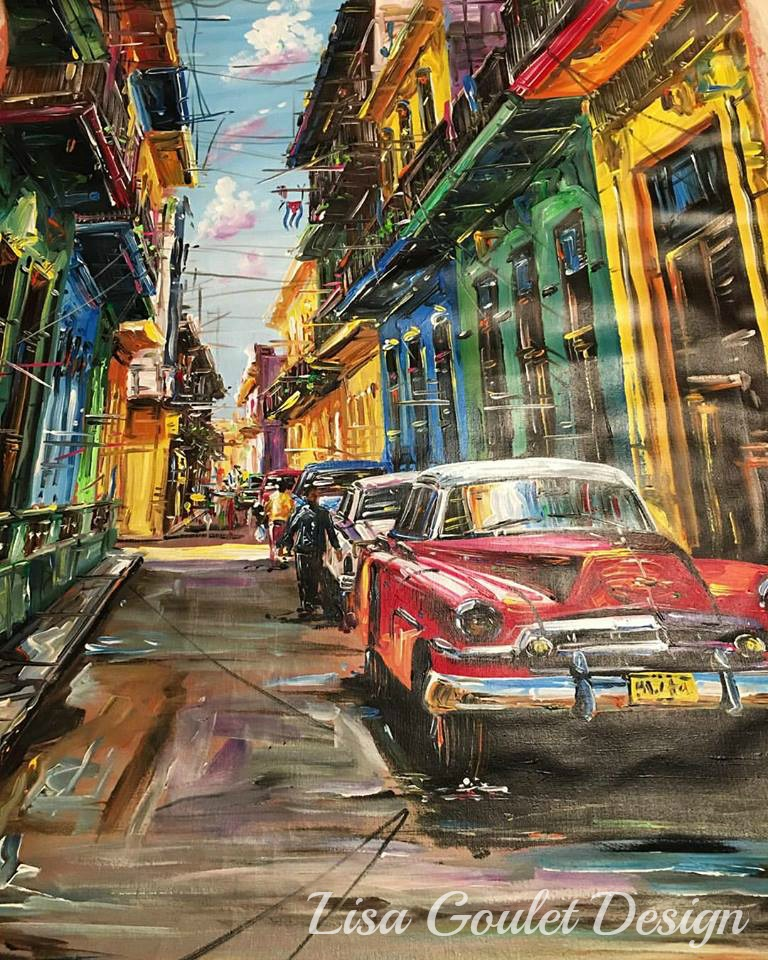 Cuban artwork