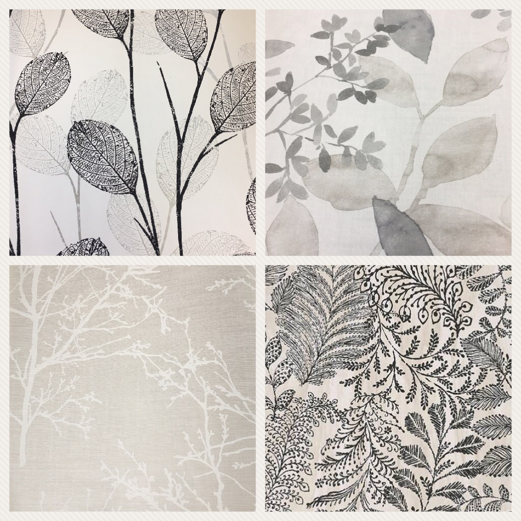 Wallpaper choices/grey/black & white