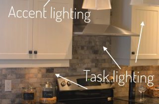 How to properly light your kitchen