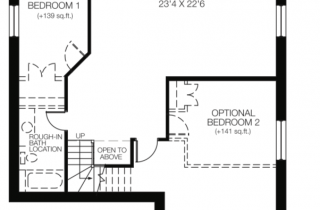 Downsizing 101 and basement plans